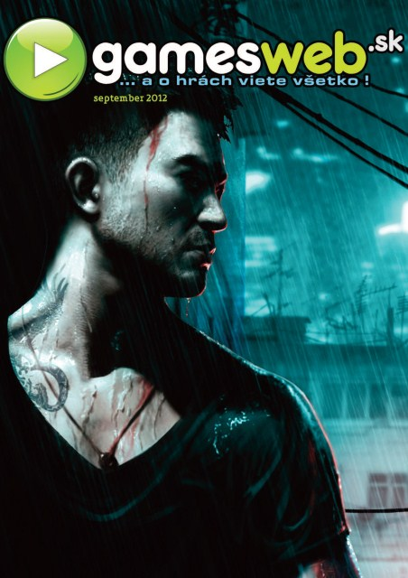 GamesWeb.sk Offline - september 2012